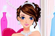 game Bride's Short Hair Style