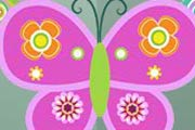 Butterfly match mania Game