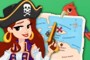 game Caribbean Pirate Girl The Journey
