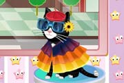 Cat Salon Game