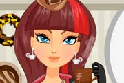 Cerise Hood Hat-Tastic Tea Party Game
