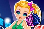 game Cheerleader Beauty Salon