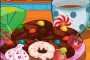 game Chocolate Cookies Maker