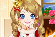 game Christmas Lolita Dress Up