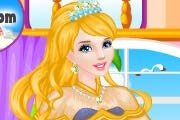 game Cinderella Princess Makeover