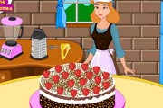 game Cinderella Tiramisu Cheesecake
