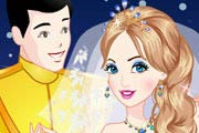 game Cinderella Wedding Dress Up