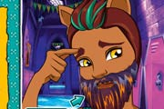 game Clawd Wolf Beardy Makeover