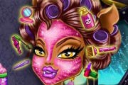 Clawdeen Wolf Real Makeover Game