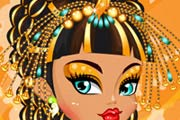 game Cleo De Nile Hair Spa and Facial