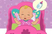 Cute Baby Nursery Game