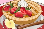 game Cute Baker Apple Pie