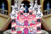 game Diamond Castle Cake