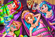 game Disney Girls Sleepover