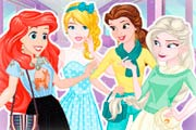 game Disney Princess Bffs Secrets