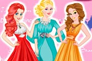 game Disney Princess Fashion Stars