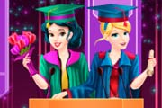 game Disney Princesses Graduation