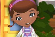 Doc Mcstuffins Dress Up Game
