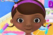 game Doc Mcstuffins Fantasy Hairstyle
