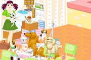 Dog Cafe Game