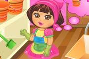 game Dora At The Farm