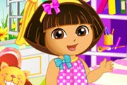 game Dora Bedroom Decor