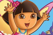 Dora Differences Game