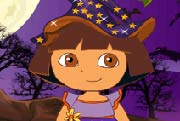 Dora Halloween Dress Up