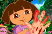 Dora Hand Injuries Game