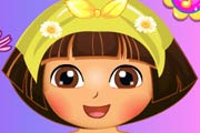 Dora Party Preparing Game