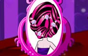 game Draculaura Hairstyles