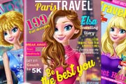 Ellie Fashion Magazine Game