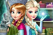 game Elsa And Anna Games Fashion Rivals