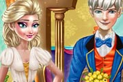Elsa and Jack perfect date Game