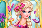 game Elsa Art Deco Couture