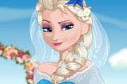 game Elsa Bride Cooking Wedding Dish