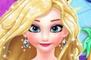 game Elsa Dye Hair Design