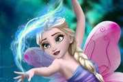 game Elsa Fairy Tale