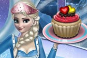 game Elsa Frozen Confectioner
