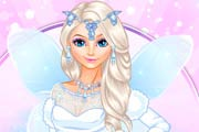 Elsa Ice Fairy Game