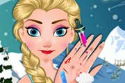 game Elsa Nails Heal Spa