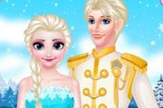 Elsa Queen Wedding Game