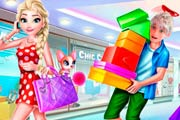Elsa Sale Rush Game