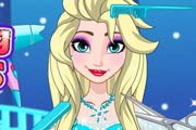 game Elsa Thanksgiving Haircuts