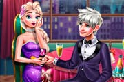 game Elsa Wedding Proposal