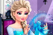 game Elsa`s Crafts