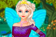 Elsa's Fairy Dream Game
