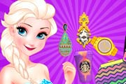 game Elsa`s Fashion Blog