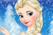 game Elsa's Frozen Makeup