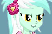 Equestria Girls Lyra Game